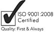ISO Quanity Check Logo and Link